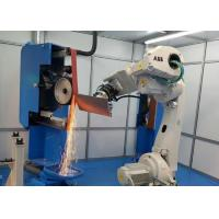 Quality Professional Robotic Polishing Machine Easy Operate For Hardware Industry for sale