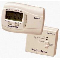 Quality wireless thermostat/room thermostat/ wireless heating thermostat for sale