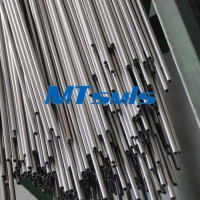 Quality ASTM A269/A213 Stainless Steel BA Seamless Hydraulic Tubing for sale