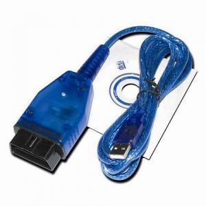 Quality USB KKL VAG-COM For 409.1(Blue cable) for sale