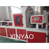 Quality Plastic Pipe Automatic Cutting Machine Chip less / Non - scrap with Planetary saw blade for sale