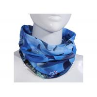 Quality Absorb Sweat  Neck Scarf For Soccer Player , Breathable Football Uv Protection  for sale
