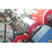 China Single Screw Automatic Box Making Machine / PP Hollow Sheet Extrusion Line on sale