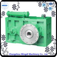 Quality 800 - 100000N Torque Cylindrical Gear Reducer With Electric Motor For Engineering Machinery for sale