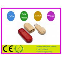 Quality Environmental wooden usb flash drive AT-101C for sale