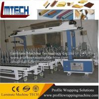 Quality PVC Profile Wrapping Machines for sale