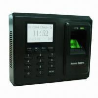 Buy cheap Biometric Access Control with 1,500 User Capacity, Easy to Install from wholesalers