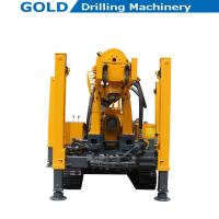 Quality Wide Rotating Speed And Torque Range DTH Drilling Rig for sale