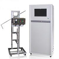 China Stable Performance Cable Testing Machine, PLC Automatic Anti Ignition Testing Machine on sale