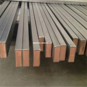 Quality titanium coaded copper rod bar for sale