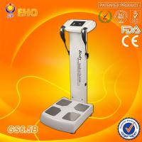 Quality The Updated GS6.5B BMI Bioelectrical impedance body health analyzer(latest technology) for sale