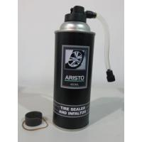 China Car Tire Care Products Tire Sealer & Inflator Spray 400ML on sale