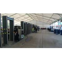 China Security Personal Scanning Walk Through Metal Detector For Event / International Conference on sale