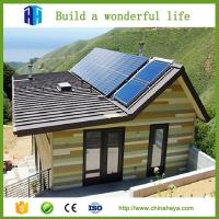 China Best quality cement foam panel home prefab concrete movable houses supplier on sale