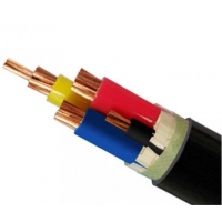 Quality YJLV32 XLPE Insulation Cable 4 Core Copper Armoured 35KV IEC60502 for sale