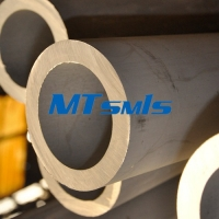 Quality ASTM A789 / A790 2507 / 2205 Duplex Steel Pipe With High Tensile Strength for sale