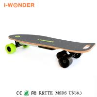 Quality Professional Battery Powered Longboard Max Speed 30 km/H With USB Charger for sale