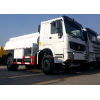 Quality 2 Axles Oil Tanker Truck 10CBM Tank Volume 4600mm Wheel Base 80R22.5 Tire for sale