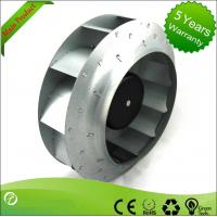 Fresh Air System EC Centrifugal Fan With Brushless DC External Rotor Motor