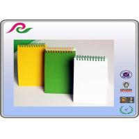 Quality Mini A6 Spiral Bound Notebooks , pupil offset printing Daily Notebook for sale