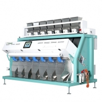 Quality CCD Rice Color Sorter Machine 320 Channels For Grain Processing Rice Mill for sale