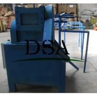 Quality steel fiber machine for producing serrated steel fibers for sale