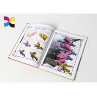 Quality Handemade Spiral Book Printing Silver Colour Foil Hot Stamping Custom Size for sale