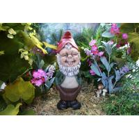 Quality polyresin garden gnome for sale