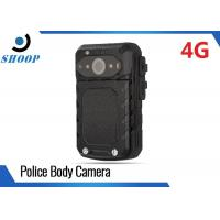 Buy cheap 4G 1080P Portable Police Force Tactical Body Camera For Civilians IP67 Protection from wholesalers