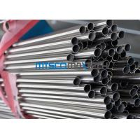 Quality ASTM A269 / A249 TP316 / 31600 Welded Stainless Steel Seamless Tube For Oil And Gas for sale