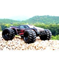 Quality Big 2.4 GHZ Remote Control RC Car 2 Channel With All Terrain Tyres for sale