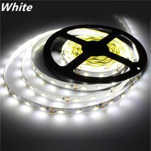 China 5M Super Bright 5630 Led Strip Tape Light White / Warm White LED Ribbon Lamp KTV/ Bar /Hotel Counter Decor Lighting on sale