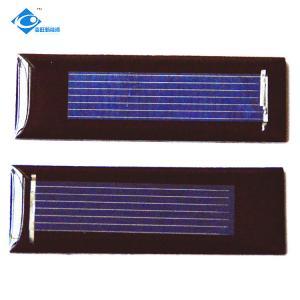 China Garden Lights Monocrystalline Silicon Solar Panels , Handmade Toys Mini Solar Cell on sale