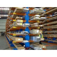 Quality 1000kg double side / single side Cantilever Racking Systems for Pipe / steel products for sale