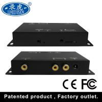 Quality Real Time Vehicle Mobile DVR 4CH 720P Megapixel HD Video Recording for sale