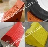 Quality Polyurethane wheel chock for sale