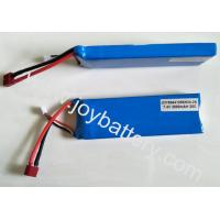 Quality High Capacity 5000mAh 11.1V 3S1P 50C RC model /airplane/helicopter lipo battery for sale
