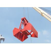 Quality Wireless remote control grab bucket for material unloading at port for sale