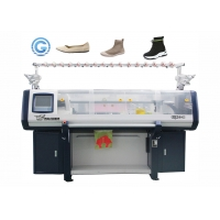 Quality 14g Flyknit 36 Inch Shoe Upper Knitting Machine for sale