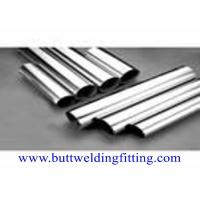 Quality 8mm - 1216mm Size Stainless Steel Seamless Pipe A / SA268 TP446 - 2 For Gas for sale
