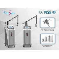 China 2017 Popular Medical Fractional co2 Laser Scar Removal Machine China Price on sale