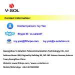 8 PON GPON OLT 8 PON port GPON OLT support web,EMS, CLI