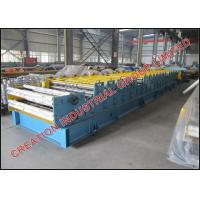 Quality 2 in 1 Double Deck Roofing Sheet Corrugating Machine with Two Corrugation Decker for sale
