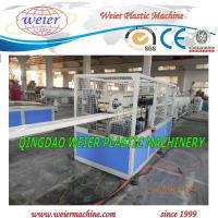 Quality Squar Plastic PVC Pipe Extrusion Line Twin Screw Extruder for sale