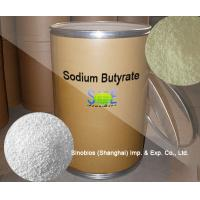 Quality Granulated Sodium Butyrate Supplement Assay 90% Feed Additives For Poultry STE-SOBU90G for sale