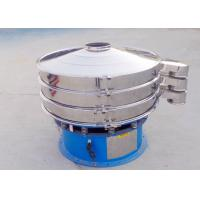 Quality Mesh Changing Rotary Vibrating Screen , Exquisite 1.1kw Powder Sieving Machine for sale