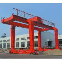 Quality Electric Box Girder Gantry Crane for Construction Sites / 37t - 15m - 9m / for sale