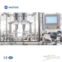 Buy cheap Hand Sanitizing Gel Filling Capping Machine from wholesalers