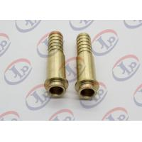 Non - Standard Brass Tube CNC Precision Parts Brass Joint 0.01KG For Sanitary Ware