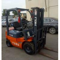 Buy cheap 3000kg Rated Capacity Construction Machines Second Hand TCM Forklift Truck from wholesalers